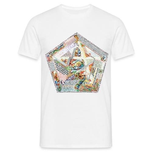 Pentagranuncolo - Maglietta da uomo