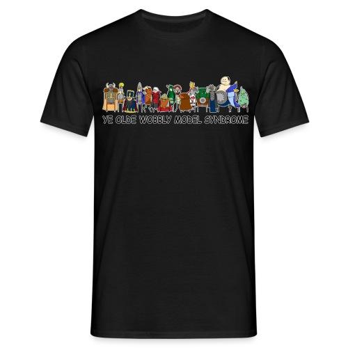 yeoldewms png - Men's T-Shirt