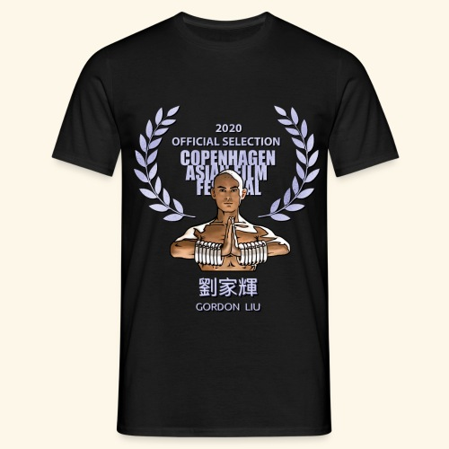 CAFF Official Item - Shaolin Warrior 1 - Mannen T-shirt