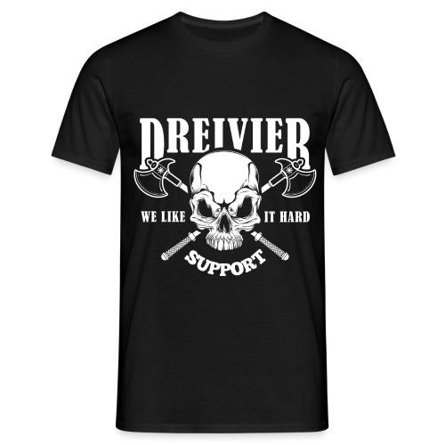 WLIH support 34 - Männer T-Shirt