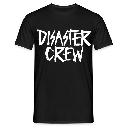 Disaster Crew Logo - Mannen T-shirt