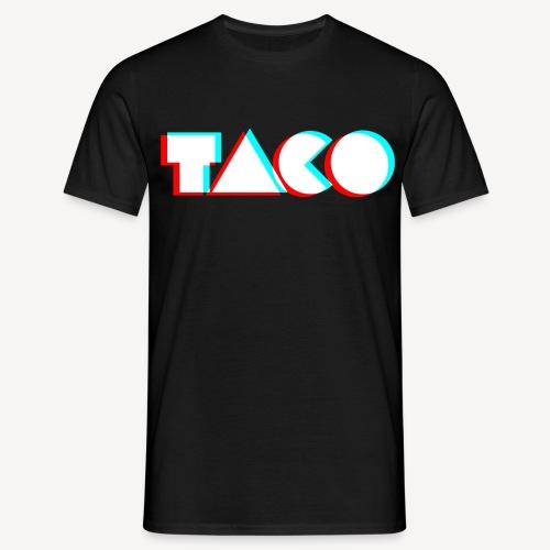 Taco Logo NoBG png - Mannen T-shirt