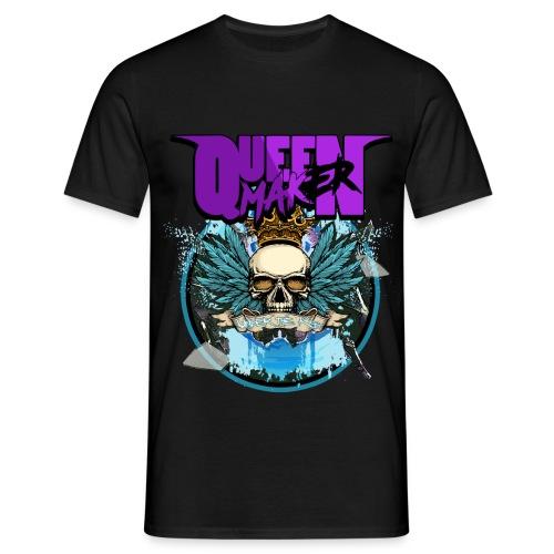Queenmaker Under the Skull - T-shirt herr
