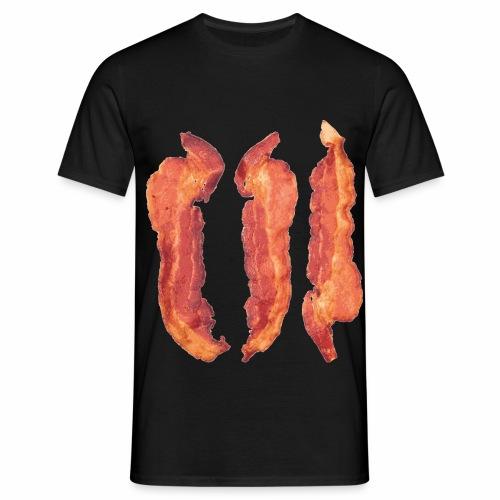 Bacon Strips - Maglietta da uomo