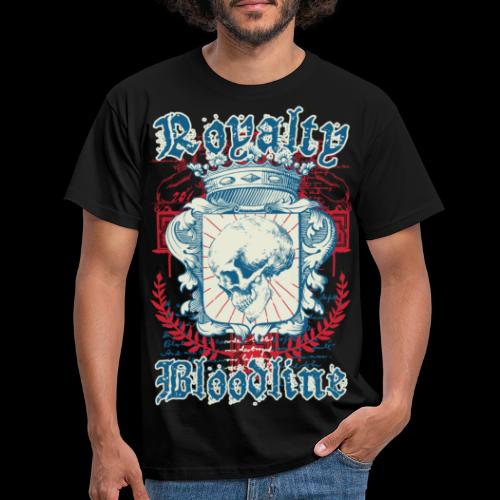 Royalty Bloodline - Männer T-Shirt