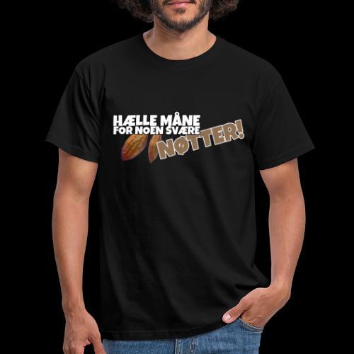 Svære Nøtter - Men's T-Shirt