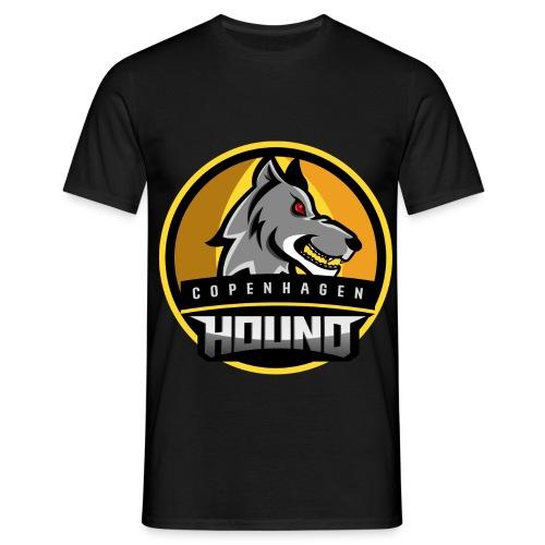 Copenhagen Hounds Merch - Herre-T-shirt