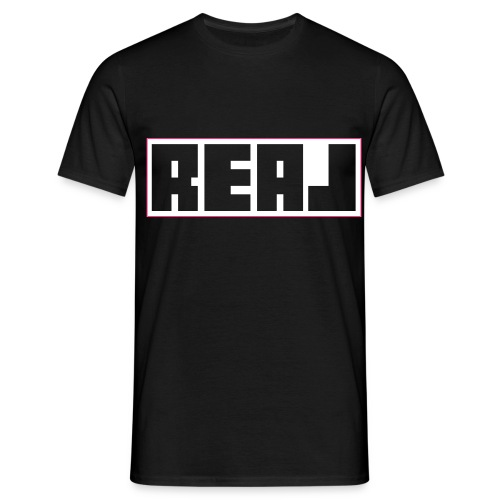 real rrg vektor - Männer T-Shirt