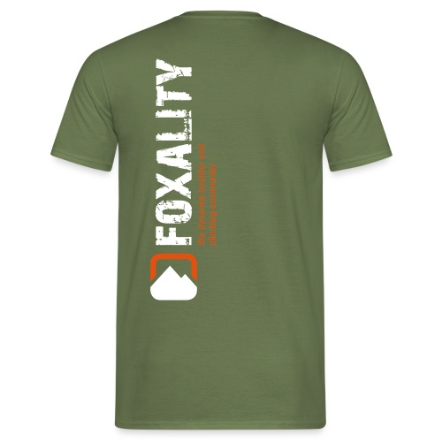 Climbing Community FOXALITY - Männer T-Shirt