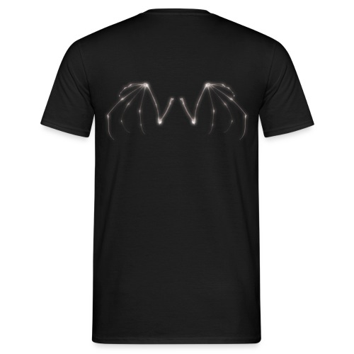 Skeleton Wings - Men's T-Shirt