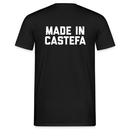 MADE IN CASTEFA T-SHIRT - Camiseta hombre