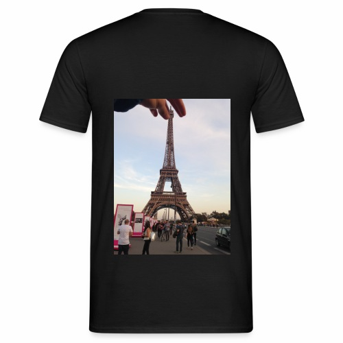 Paris Tour Eiffel - T-shirt Homme