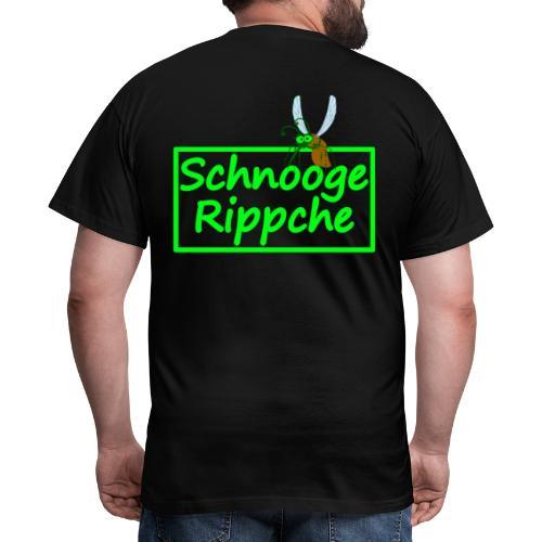 Schnoogerippche - Männer T-Shirt