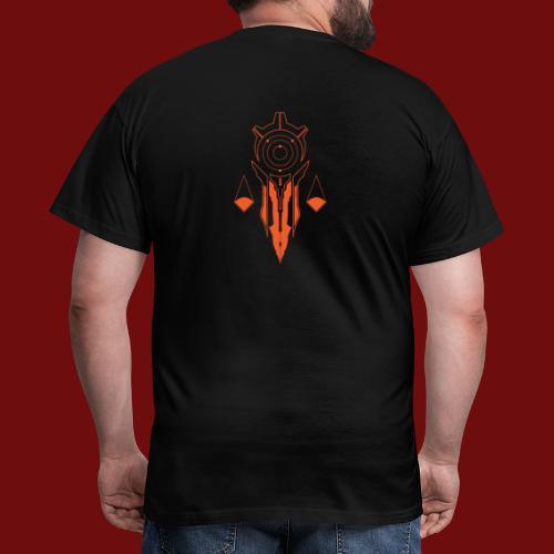 Praetorate - Large Back - Men's T-Shirt