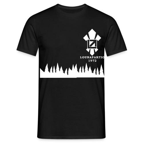 louvaatelogo - Miesten t-paita