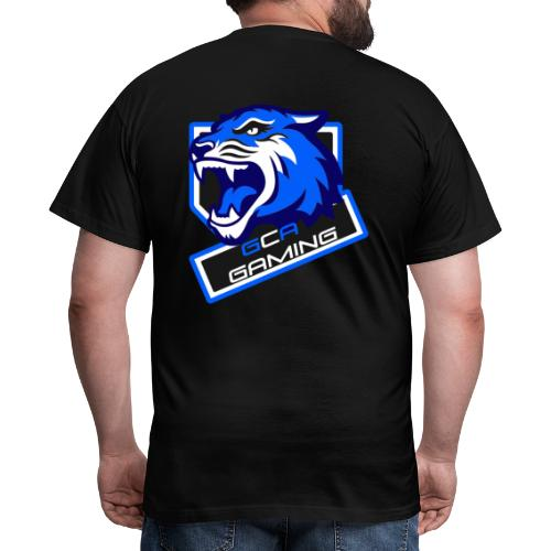 GCA Logo NEU - Männer T-Shirt