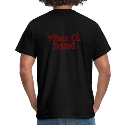 vibzz 01 squad - Männer T-Shirt