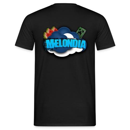 MelondianLogo - Miesten t-paita