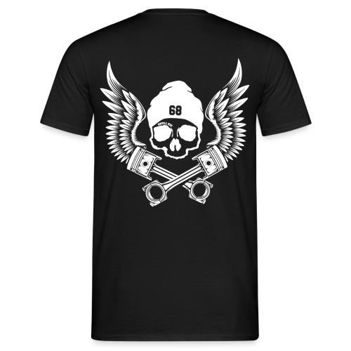 Skull Kid weiß - Männer T-Shirt