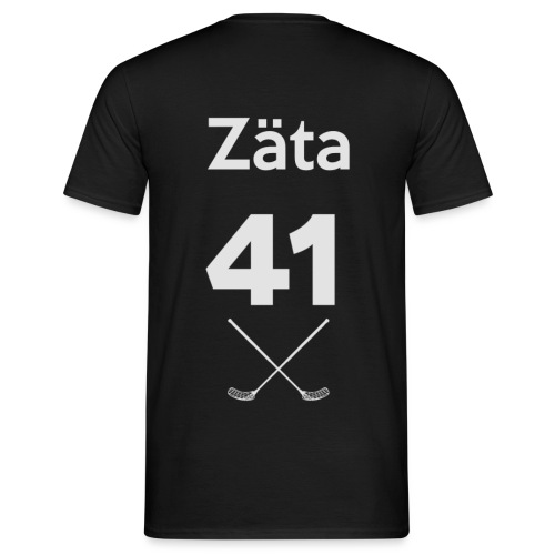 Zäta - T-shirt herr