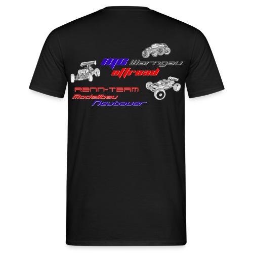 logo rennteam 2010 - Männer T-Shirt