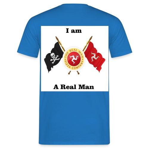 realmaniama2 - Men's T-Shirt