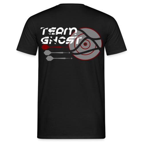 team ghost bullshooter - Männer T-Shirt
