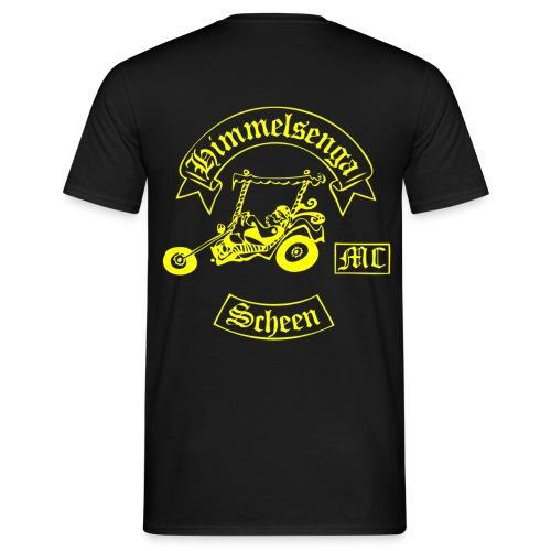 hmcs black test3 - Men's T-Shirt