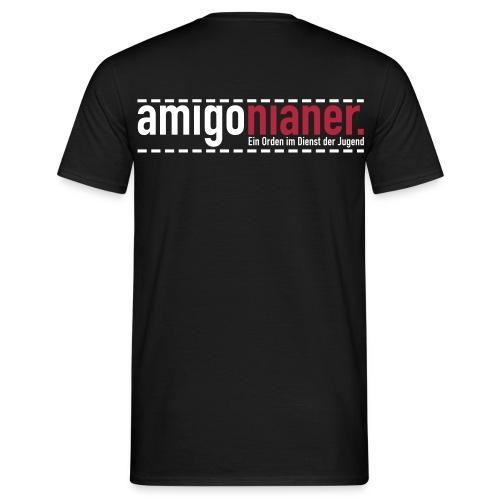 Amigonianer Orden - Männer T-Shirt