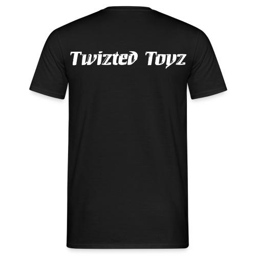 logo retro - Männer T-Shirt