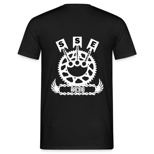 SSE_Transparent - Männer T-Shirt