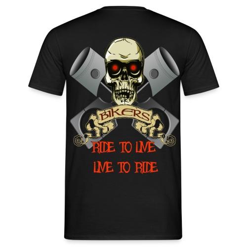 piston - Camiseta hombre