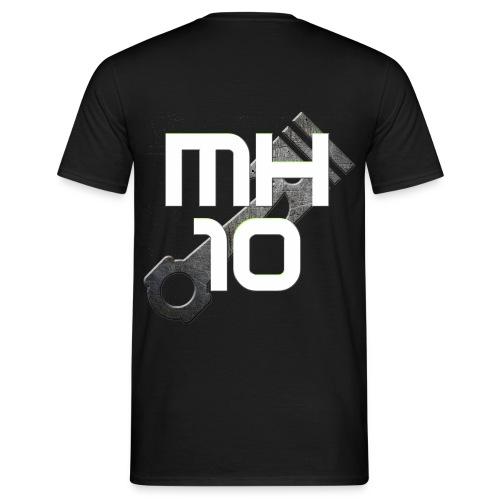 MH10 Logo - Männer T-Shirt