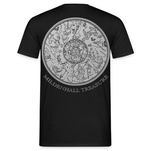 mildenhall treasure png - Men's T-Shirt