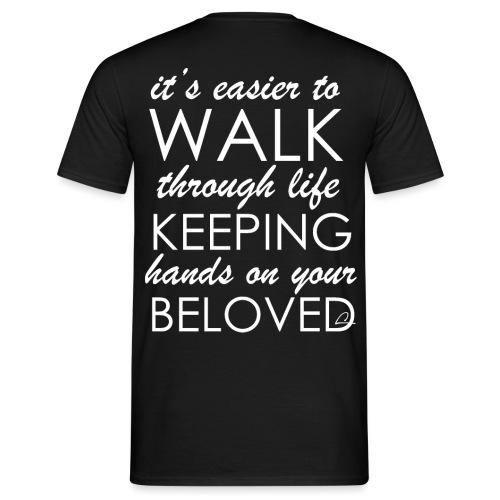 Rakkaus - Miesten t-paita