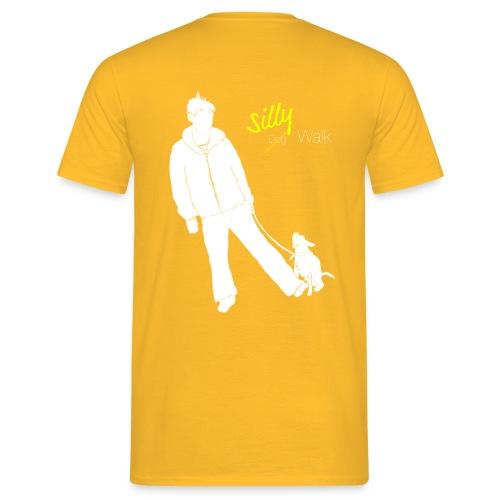 Silly Walk png - Männer T-Shirt