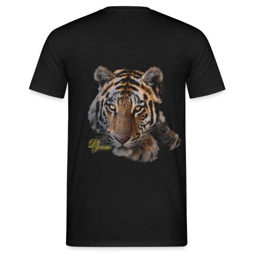 D Jeremo Tiger - Männer T-Shirt