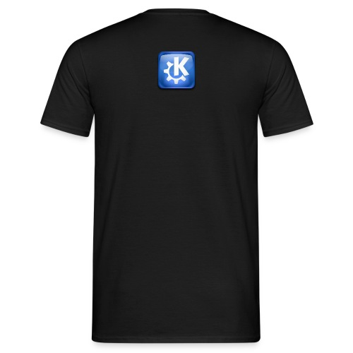 klogoofficialoxygen3000x3000 - Men's T-Shirt