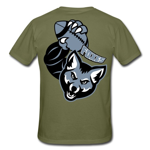 Foxes Rugby - T-shirt Homme