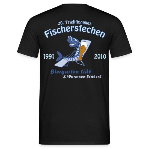 20 Fischerstechen 2010 - Männer T-Shirt