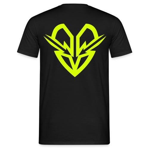 Raveolution Heart - Männer T-Shirt