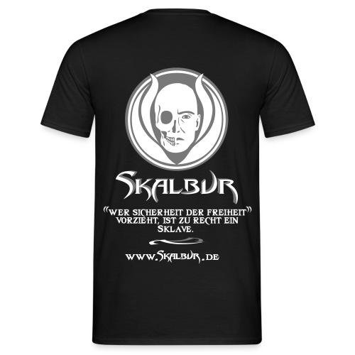 skalbur v2 - Männer T-Shirt