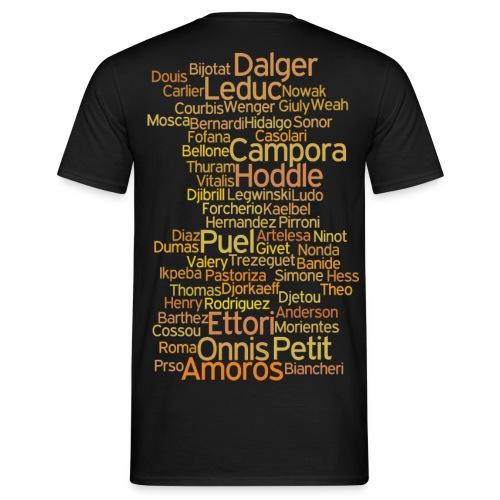 Visuel Légendes - T-shirt Homme