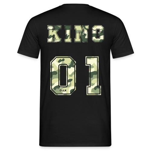 King Hell - Männer T-Shirt