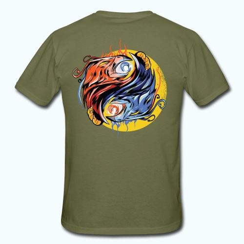 Japan Phoenix - Men's T-Shirt