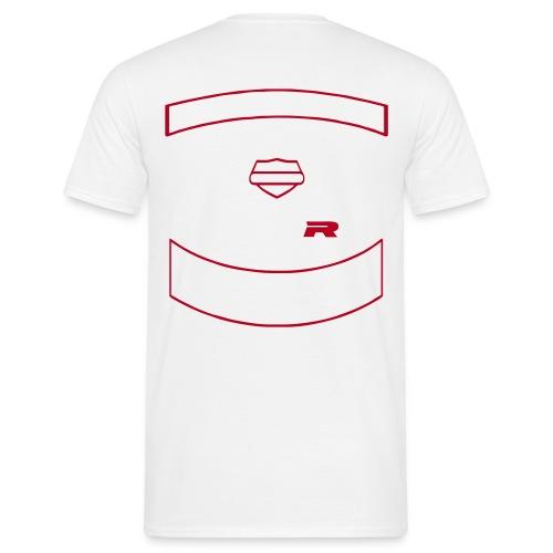 logo plano color v2 vec - Camiseta hombre