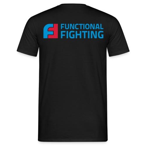 ff logo cmyk - Männer T-Shirt