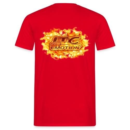 IBIZA TUNING CLUB FIRE - Maglietta da uomo