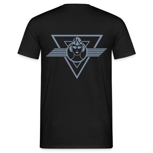 ebmrulez - Männer T-Shirt