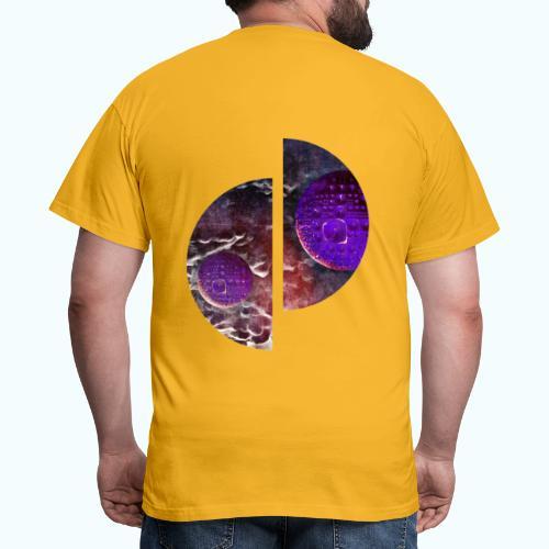Violet moons - Men's T-Shirt